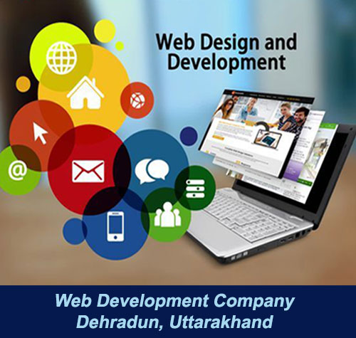 Web Development Company in Dehradun, Uttarakhand
